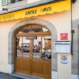 Le Bistrot 55 rue Ancienne