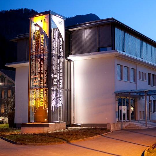 Industrielle Betriebe Interlaken AG