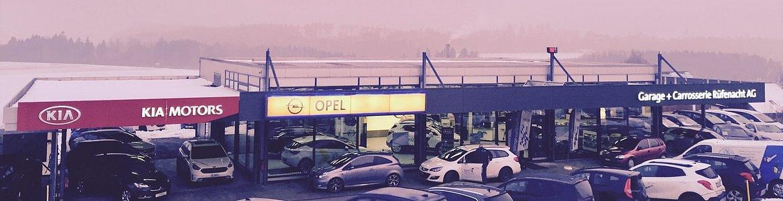 Garage und Carrosserie Rüfenacht AG