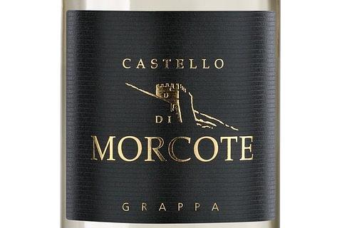 GRAPPA CASTELLO DI MORCOTE
