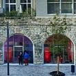 JOUX S.A. - Arches Musée cantonal des Beaux-Arts, Lausanne