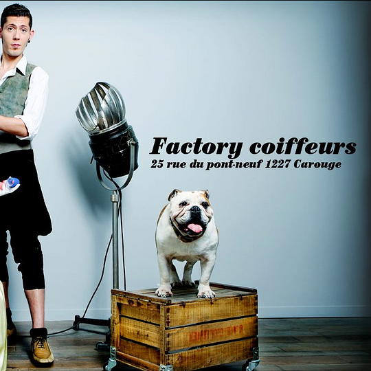FACTORY COIFFEURS