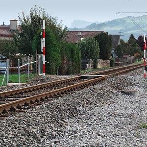 Sanierung ungesicherte Bahnübergänge BLS