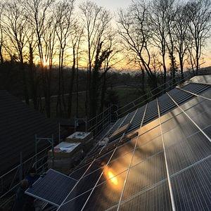 Photovoltaikanlage für AEW Energie AG installiert
