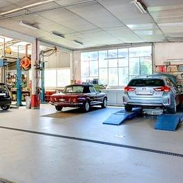 Garage H. Koller & Fils S.A.