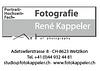 Fotografie René Kappeler