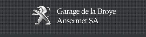 Ansermet SA Garage de la Broye