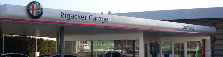 Rigacker Garage Hoffmann GmbH