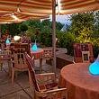 """Restaurant La terrasse """"Terrasse extérieur"""""""