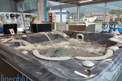 Idromassaggio Hydropool Whirlpool, Swim-SPA, RivieraPool, Isola SPAS, Maax SPAS