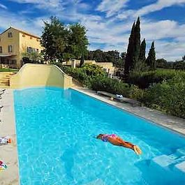 Holiday home for rent - South of France - sleeps 10 Mas Ventoux, Magnificent Provencale Farmhouse with Large Pool, Huge Garden and Stunning Views, close to Orange and Avignon