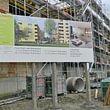 Bauwerbeanlage