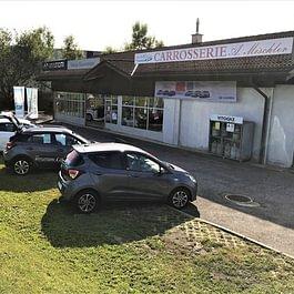 Garage Bossonnens Mischler Thierry