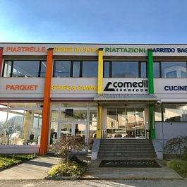 COMEDIL SA - Via Cadepiano 2 Grancia