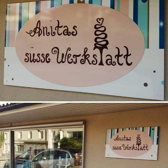 Anitas süsse Werkstatt