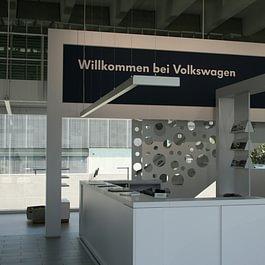 Willkommen bei Volkswagen