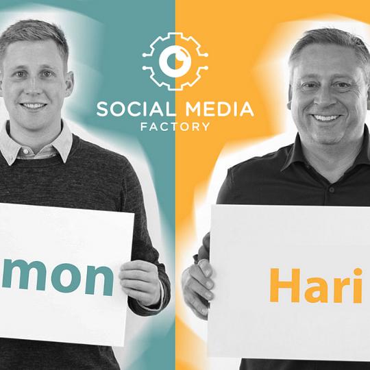 CEO - Simon Stecher | Harald Fessler