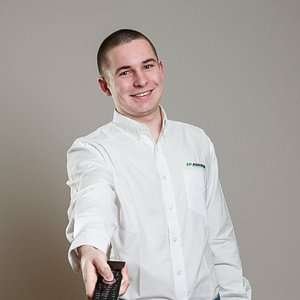 Bryan Morel, apprenti électronicien en multimédia