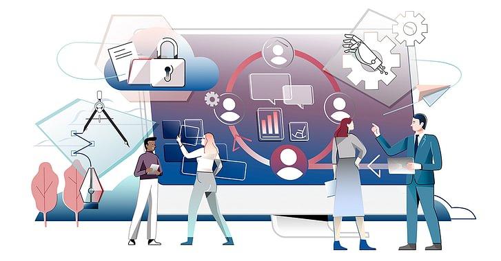 Innovative IT-Gesamtlösungen für das digitale Zeitalter der beruflichen Vorsorge.