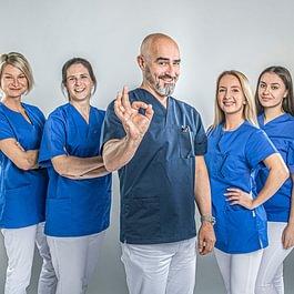 Zahnarzt Team Schaffhausen