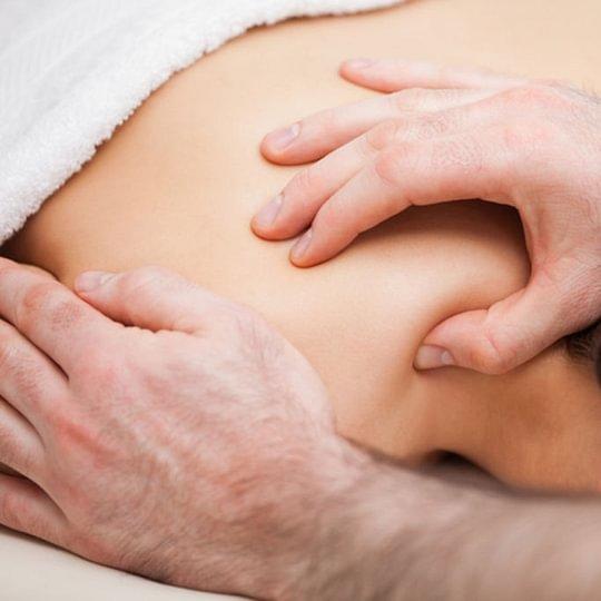 Traitement des cervico-dorsalgies