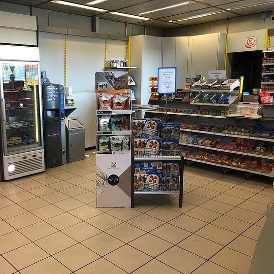 Tankstellen-Shopy