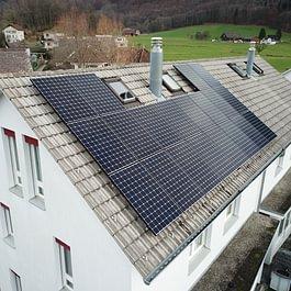 Mons Solar AG, Diepoldsau - Photovoltaik