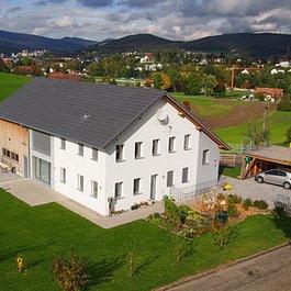 Haller Architektur AG - Neubau Minergie-P