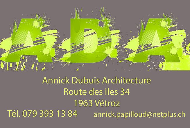 ADA Architecture Dubuis Annick