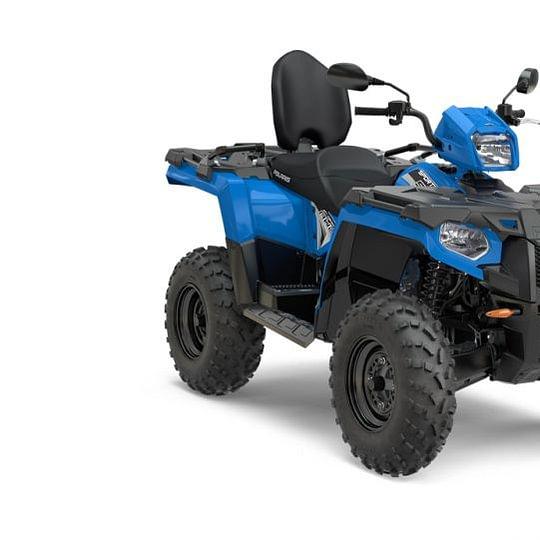 Sportsman Touring 570 EPS Velocity Blue 11'900.-