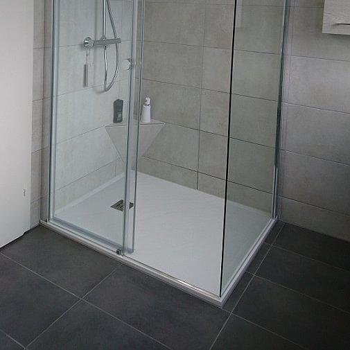 En lieu et place d'une baignoire