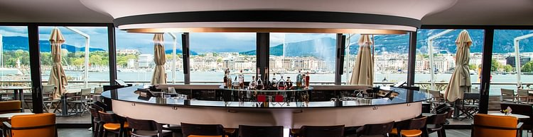 Floor Two, Bar - Fairmont Grand Hotel Geneva