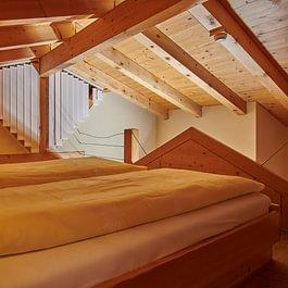 Gallerie-Appartment Doppelbett, Central Hotel Wolter Grindelwald
