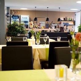Restaurant De Molen im 1. Stock