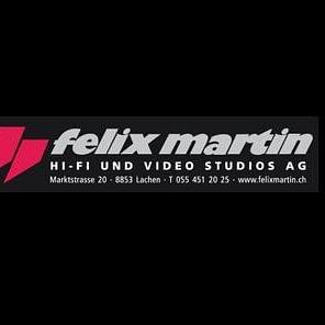 Felix Martin Hi-Fi und Video-Studios AG