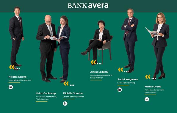 Bank Avera Zürich