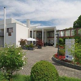 Klinik Seeschau AG - Eingang