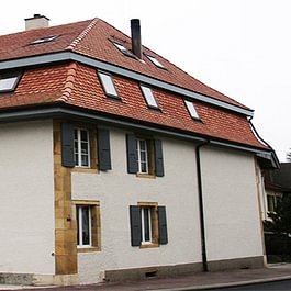 Loertscher toiture Sàrl