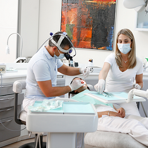 Centre Dentaire de Saint-François à Lausanne