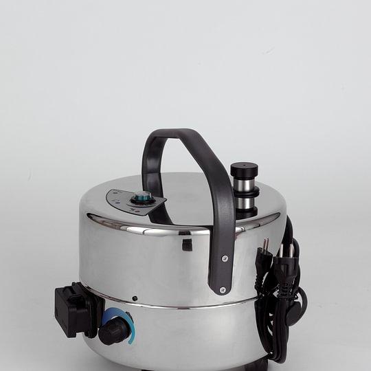 Luna 9 Bar Druck: 4 mal leistungsstärker als Dampfreiniger, klein und handlich