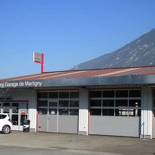 Christian Fleury Garage de Martigny Sàrl