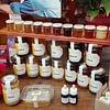 12 miels, pollen, propolis