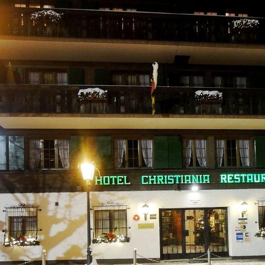 Piccolo hotel che soddisfa i gusti individuali,dove ogni ospite è un VIP.