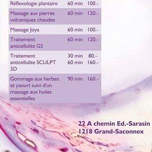 Institut Cœur De Lotus Nail Cosmetics In Le Grand Saconnex Opening Hours Address Phone