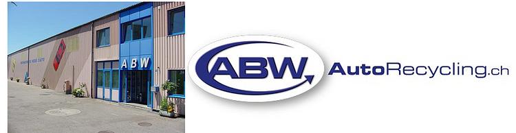 ABW Maison de récupération de pièces d'autos SA