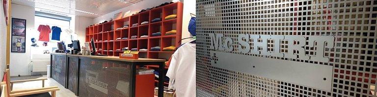 Mc Shirt Factory SA