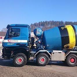 Ackermann Transporte AG, Fahrzeug 15