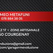 Garage RM Evoluzione Metafuni