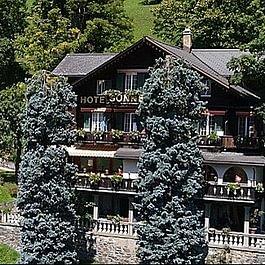 Das Hotel Sonnenberg