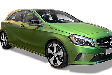 Aktion 25% Mercedes A-Class